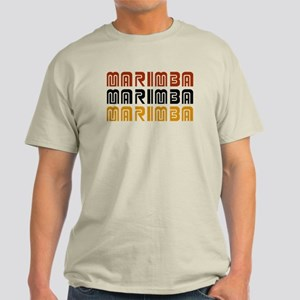 Tribal Marimba Light T-Shirt