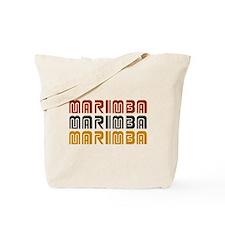 Tribal Marimba Tote Bag