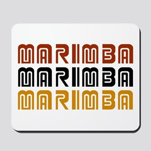 Tribal Marimba Mousepad