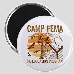 Camp FEMA Magnet