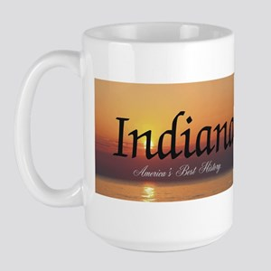 ABH Indiana Dunes 15 oz Ceramic Large Mug