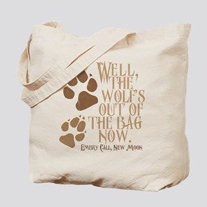 Wolf's Out Tote Bag