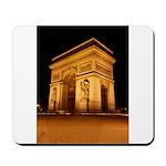 Arc de Triomphe Illuminated Mousepad