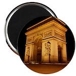 Arc de Triomphe Illuminated Magnet