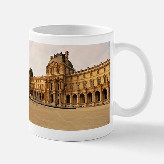 Louvre Museum Mug