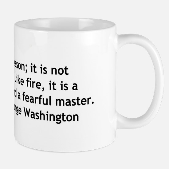 Government Is Not Reason Mug