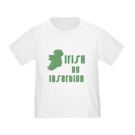 Irish by Insertion Toddler T-Shirt