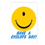 Have a Cyclops Day! Postcards (Package of 8)