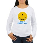 Have a Cyclops Day! Women's Long Sleeve T-Shirt