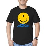 Have a Cyclops Day! Men's Fitted T-Shirt (dark)