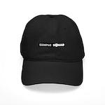 Sample Squad Black Cap