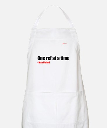 Anti Manchester United BBQ Apron