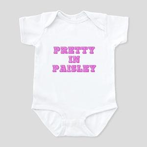 Pretty in Paisley Infant Bodysuit