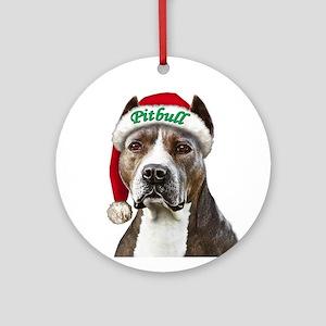 PitBull! Ornament (Round)