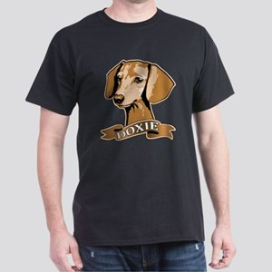 DoxieHead Dark T-Shirt