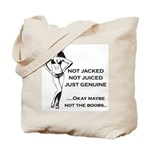Bikini -boobs Tote Bag