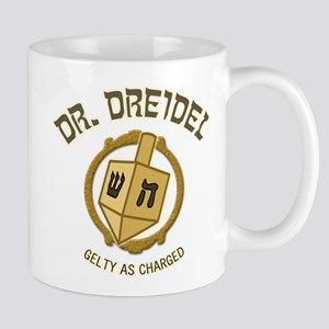 Dr. Dreidel - Mug