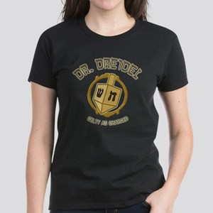 Dr. Dreidel - Women's Dark T-Shirt
