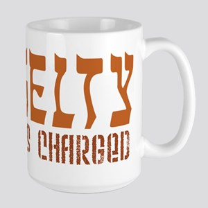 Gelty As Charged - Large Mug