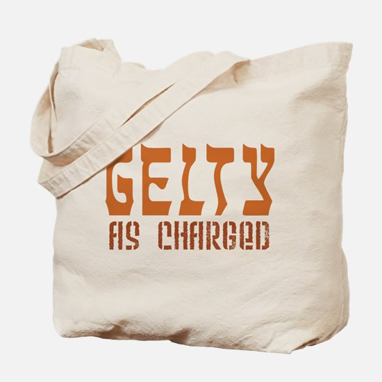 Gelty As Charged - Tote Bag