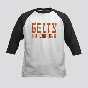 Gelty As Charged - Kids Baseball Jersey