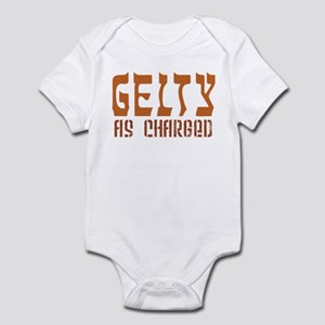 Gelty As Charged - Infant Bodysuit