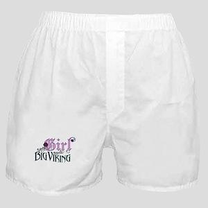 Every Girl Needs a Big Viking Boxer Shorts