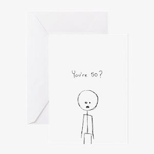 Birthday - You're 50?