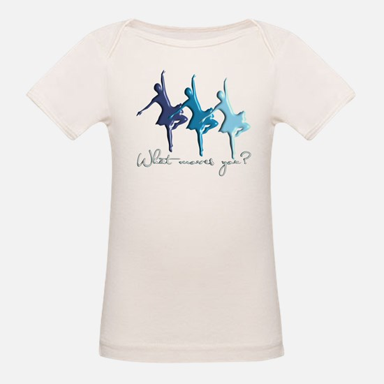 What moves you Dance Tee