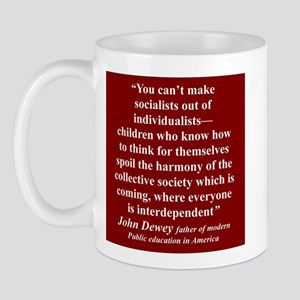 Public education socialist Mug