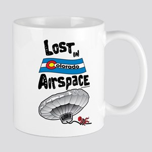 Balloon Boy Lost In Space Mug
