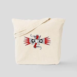 Southeastern Woodpecker Motif Tote Bag