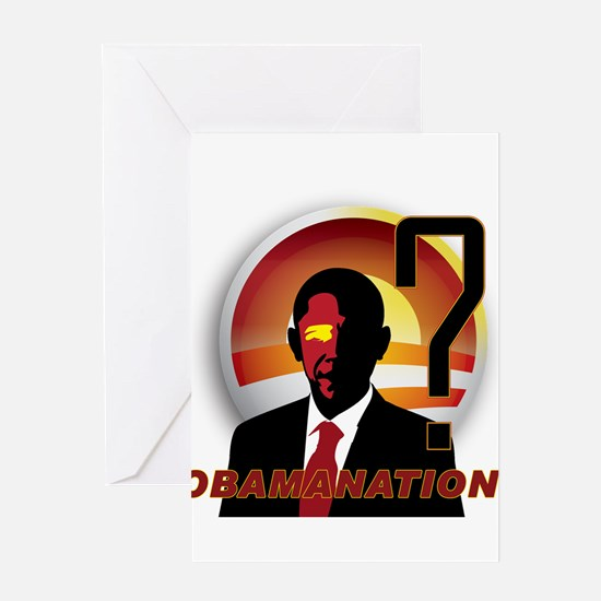 ObamaNation Greeting Card