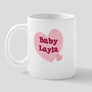 Baby Layla Mug