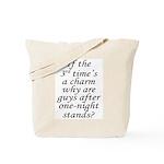 Answered Tote Bag