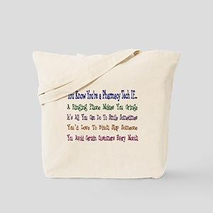 pharmacists II Tote Bag