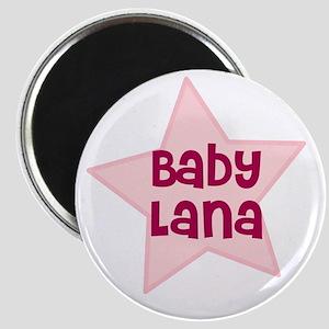 Baby Lana Magnet