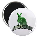 """AustrAlien 2.25"""" Magnet (100 pack)"""
