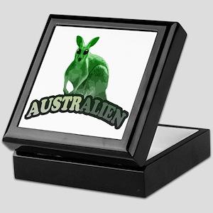 AustrAlien Keepsake Box