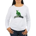 AustrAlien Women's Long Sleeve T-Shirt