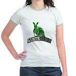 AustrAlien Jr. Ringer T-Shirt