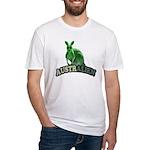 AustrAlien Fitted T-Shirt