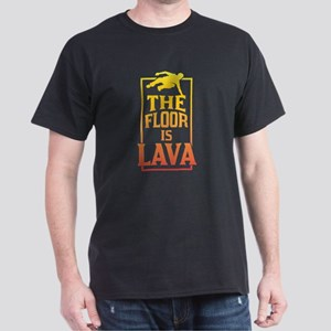 Floor Is Lava Freerunning Parkour Gift Ide T-Shirt