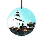 Riccoboni Lighthouse Ornament (Round)