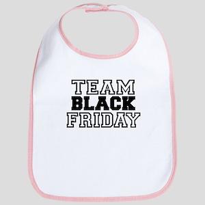 Team Black Friday Bib