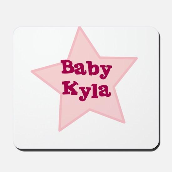 Baby Kyla Mousepad