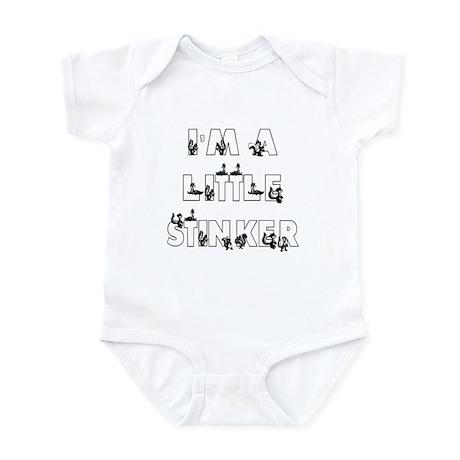 I'm A Little Stinker Infant Bodysuit