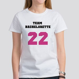 Team Bachelorette 17 Pink Women's T-Shirt