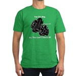 Yes It's Big - Turbo Shirt - Men's Fitted T-Shirt