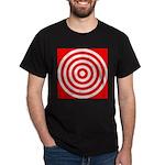 b401.red circlez Black T-Shirt